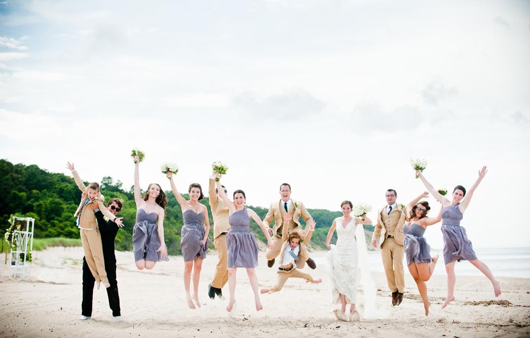 W studios new york new york beach wedding for Beach weddings in ny